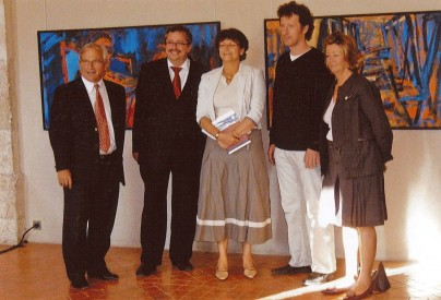 2007 - Expositions d'art / Kunstausstellungen